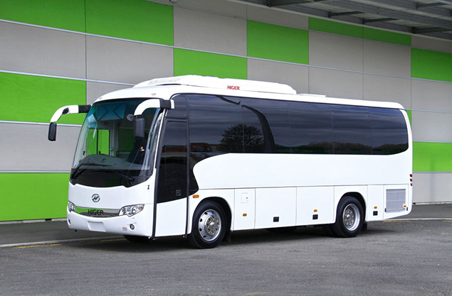Express Travel 33 Seater Coach