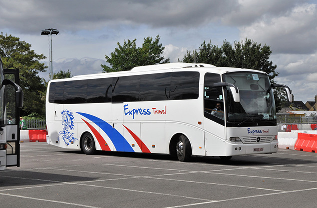 Express Travel 49 Seater Coach
