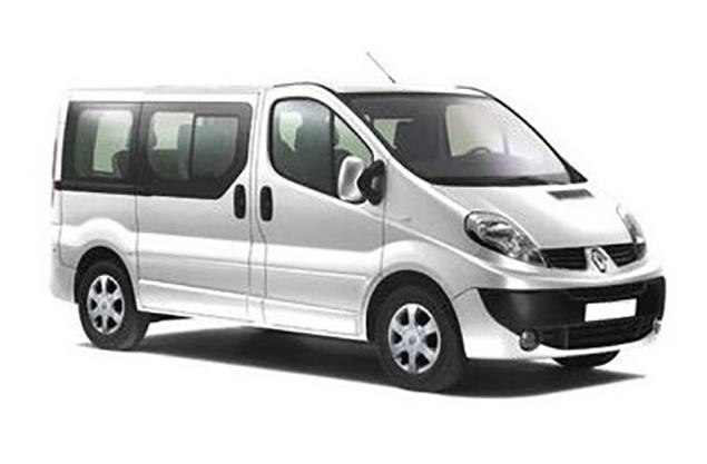 Express Travel 8 Seater Minibus