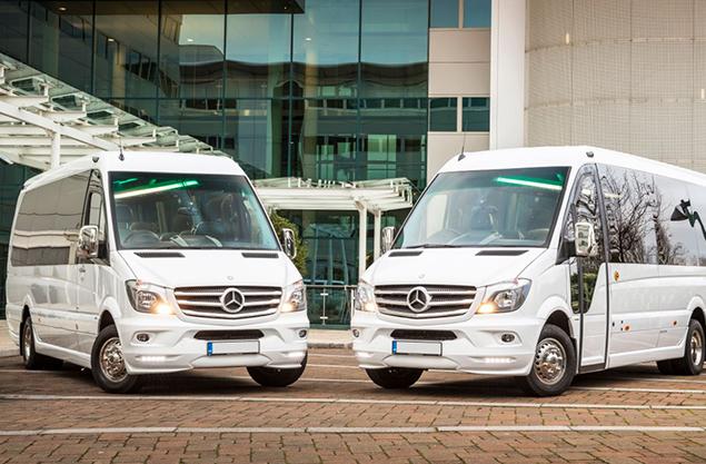 Express Travel Executive 16 Seater Minibus